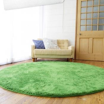 Зеленый ковер JumKids Green Grass - зелёная трава